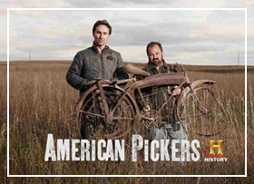 American Pickers Show On History Channel