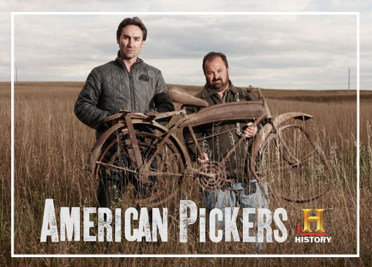 HISTORY Channel American Pickers